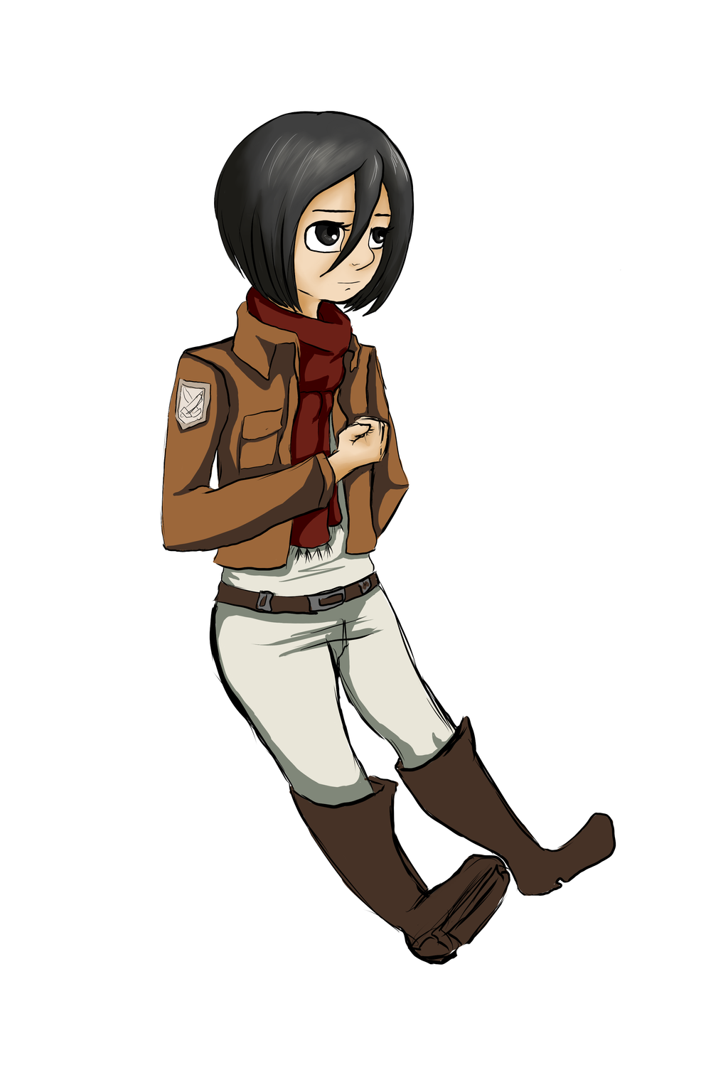 Mikasa by Neoro-Chan