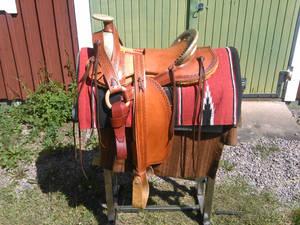 Santa fe saddle