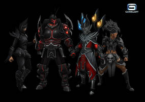 DH3 DLC Armor by Cydel