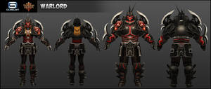 Warlord : Dungeon Hunters III by Cydel