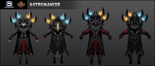 Astromancer : Dungeon Hunters III by Cydel