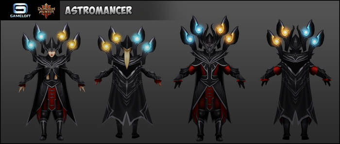 Astromancer : Dungeon Hunters III