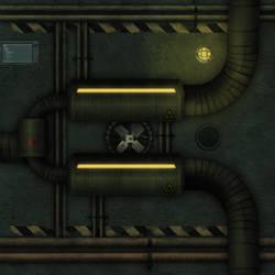 Incinerator Tile 02 by Cydel