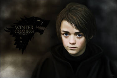 Arya Stark : Song of Ice and Fire