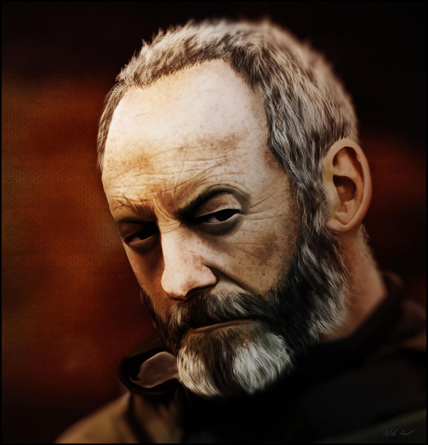 Ser Davos Seaworth : Game of Thrones by Cydel