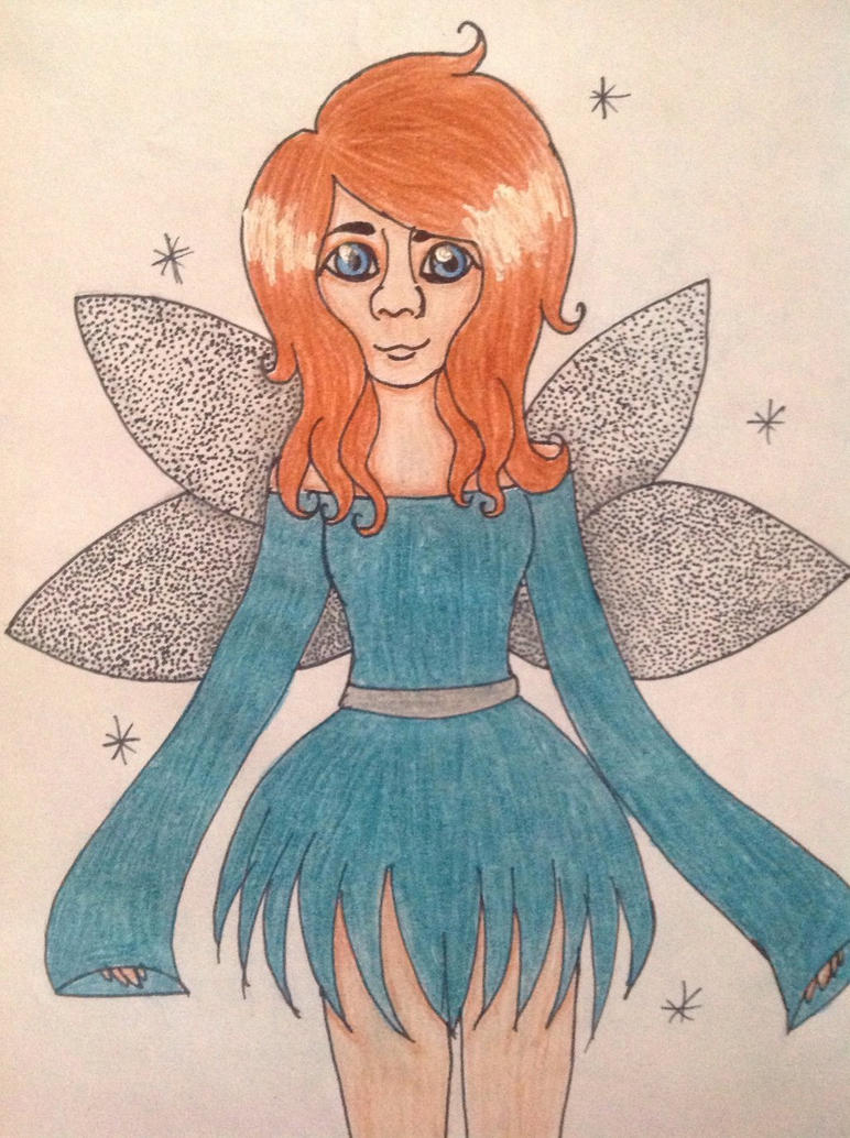 Fairy girl (check description) by Nanami-Cute