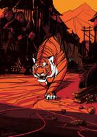 TIGER by CHERDAK