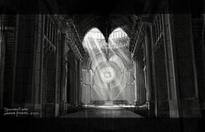 Rickie Castle 1 by CHERDAK