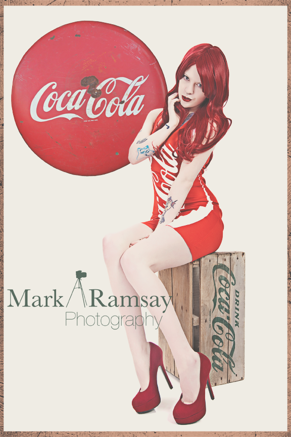Molto Coca Cola Pin Up Girl by DynamiteDollie669 on DeviantArt QL44