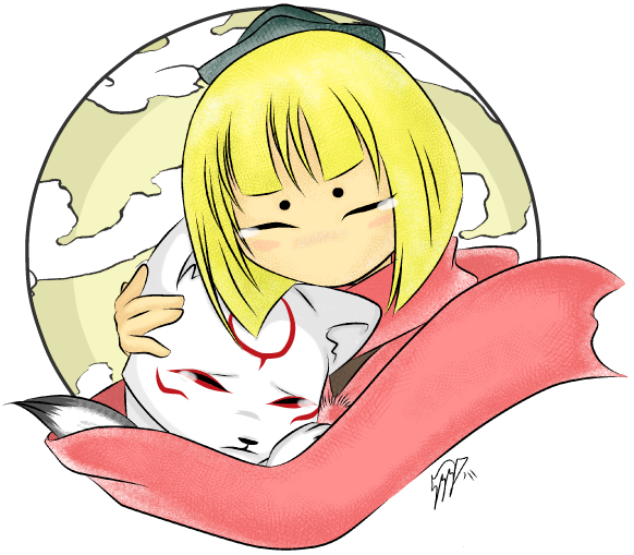 Kurou,... You Were Never Alone by Akane-The-Fox