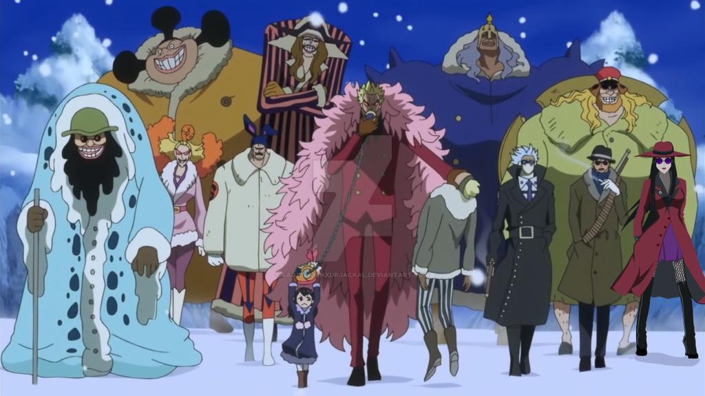 One Piece Minion Island By Ladythornxdrjackal On Deviantart