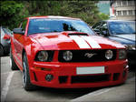 Ford Mustang GT Roush 01