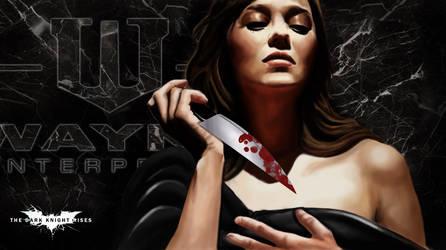 The Slow Knife by JawZ270589