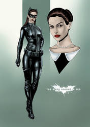 Selina Kyle - Catwoman by JawZ270589