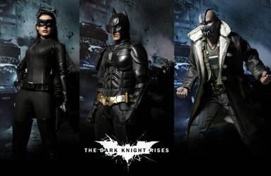 The Battle of Gotham by JawZ270589