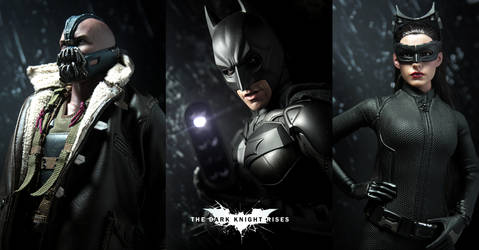 Batman 3 Chars by JawZ270589