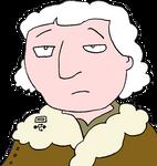 Robot Thomas Jefferson