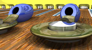 Bowling Alley by dhorlick
