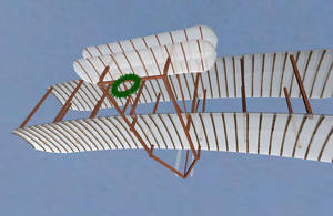 Wright Flyer by dhorlick
