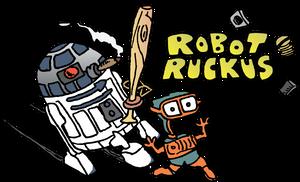 Robot Ruckus by dhorlick