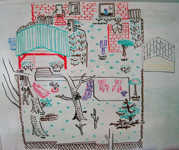 Yard by dhorlick