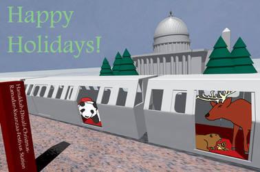 Washington Holiday by dhorlick