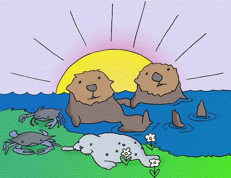 Otter Point Sigil