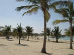 Al Mamzar Beach in Dubai