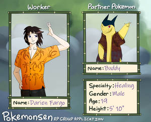 Pokemonsen Drawn App: Darien Fargo