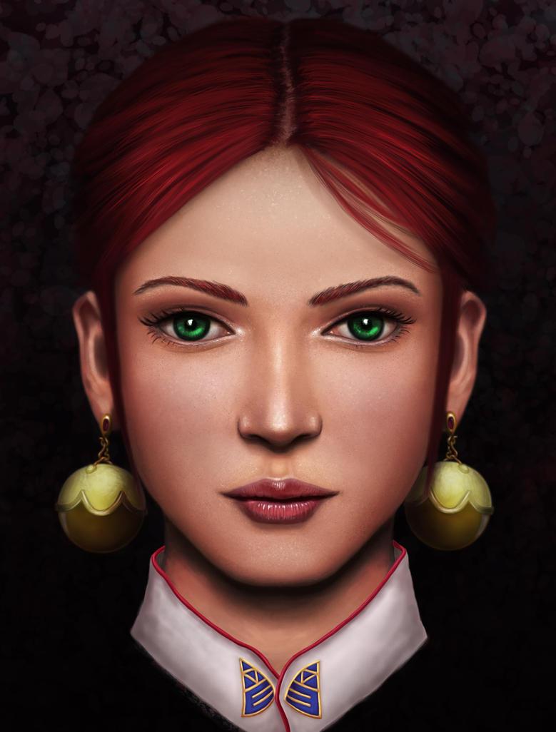 Queen Kei : Youko Nakajima : 12 Kingdoms by reygay