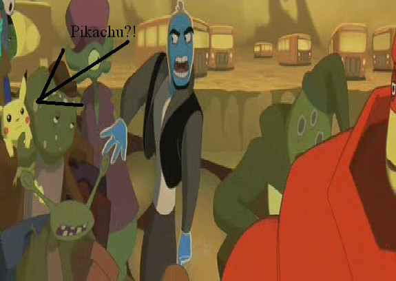 Osmosis Jones Wallpaper Osmosis Jones And His Friend