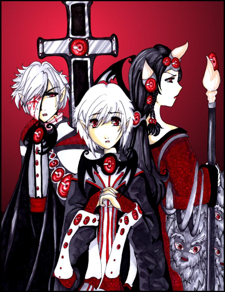 . vampire clan . by byakko