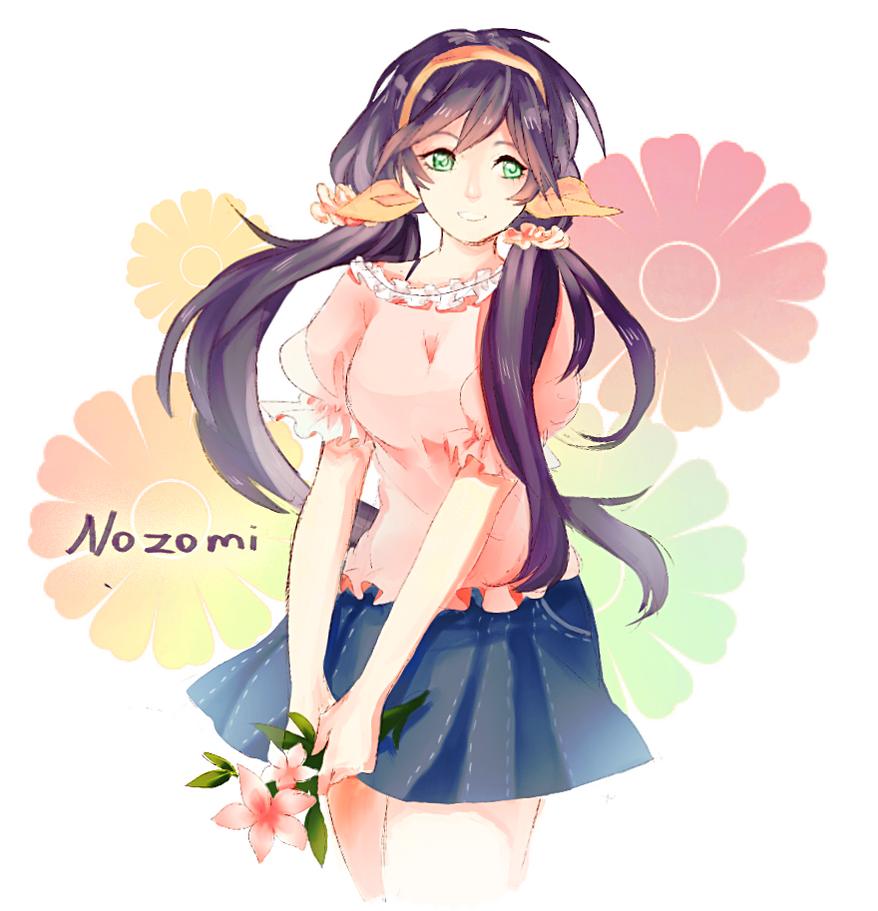 nozomiiiii by lantrat