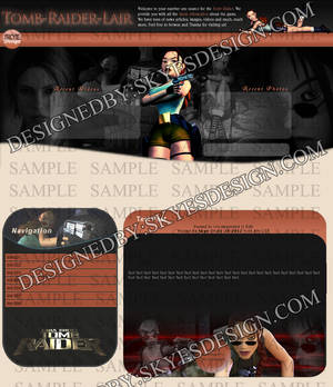 Tomb Raider Lair