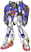 msz 006 'zeta Gundam'