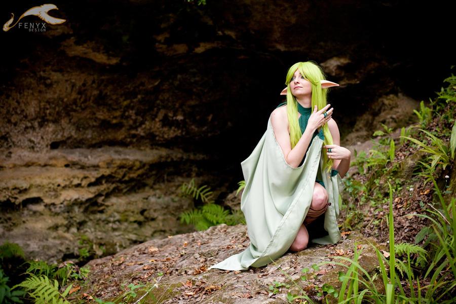 Zelda: Fayore by elysiagriffin