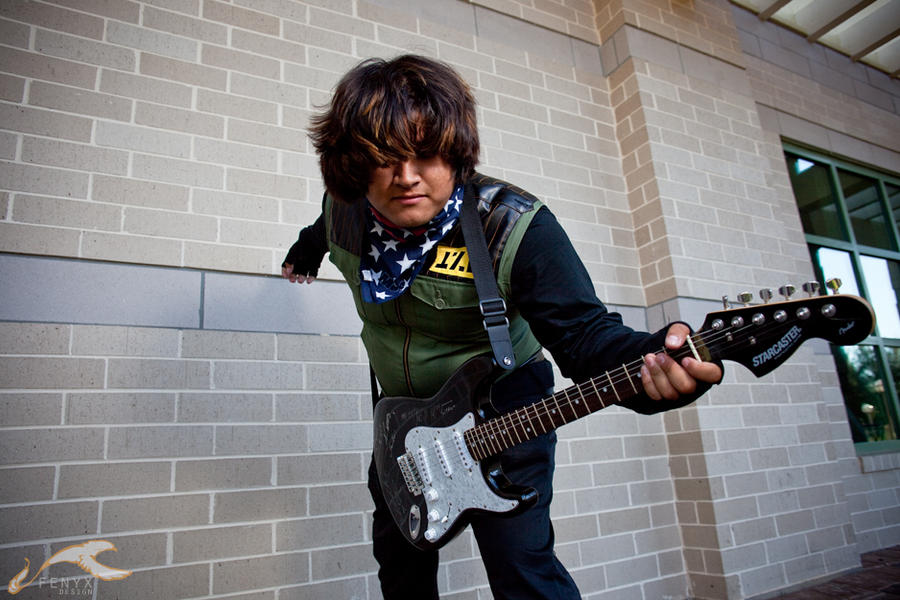 EXPCon 2011 - My Chemical Romance | Fun Ghoul by elysiagriffin