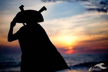 SukoshiCon Destin 2012 - Okami | Issun by elysiagriffin