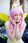 SukoshiCon Destin - My Little Pony: Fluttershy
