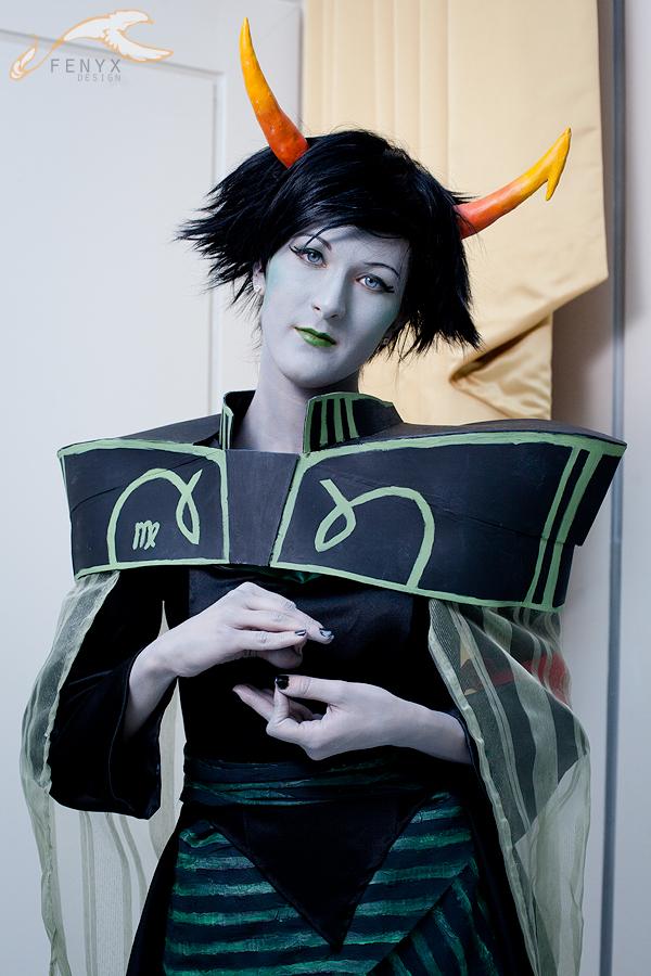 KatsuCon 2012 - Homestuck | Dolorosa by elysiagriffin