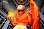 KatsuCon 2012 - Homestuck   Dave Sprite by elysiagriffin