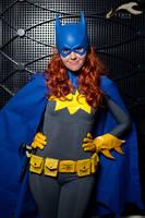 KatsuCon 2012 - Justice League | Batgirl by elysiagriffin