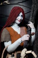 KatsuCon 2012 - NBC | Sally + Jack by elysiagriffin