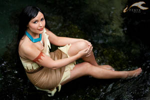 ShawnCon 2012 - Pocahontas | Pocahontas by elysiagriffin