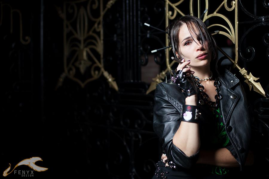 ShawnCon 2012 - Final Fantasy | Punk Lulu by elysiagriffin