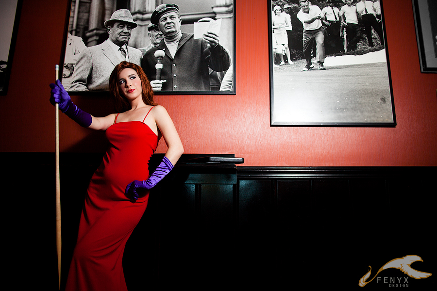 EXPCon 2011 - WFRR | Jessica Rabbit by elysiagriffin