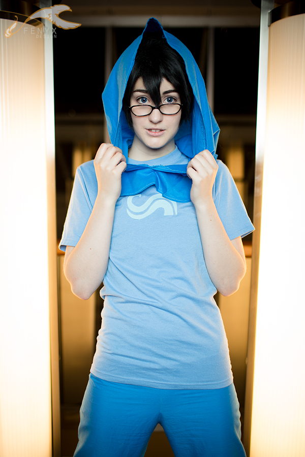 Otakon 2012 - Homestuck | John by elysiagriffin