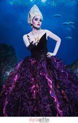 2013 - DragonCon   Disney Villain Ursula