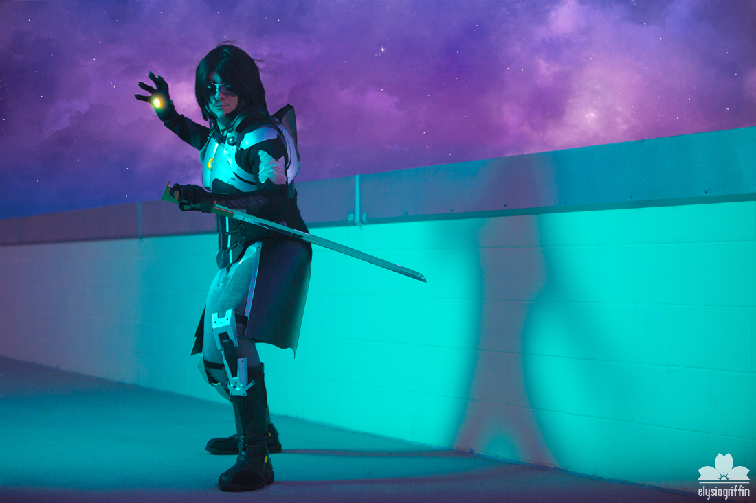 2014 - Cosplay | Mass Effect Kai Leng by elysiagriffin