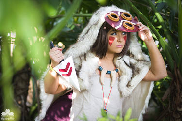 2015 - Orlando Anime Day | Princess Mononoke San